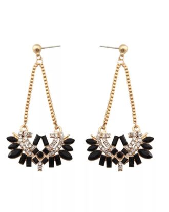 White Chapel Vintage earrings