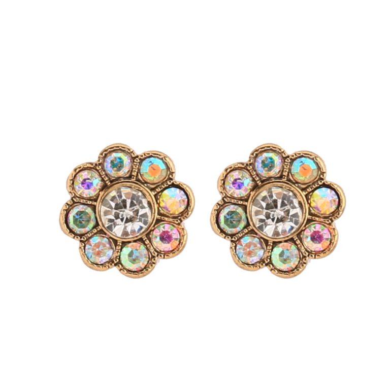 Pearl In Sea Earrings