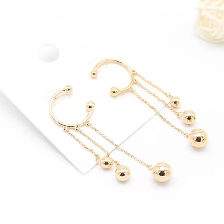 Night Moon Earrings